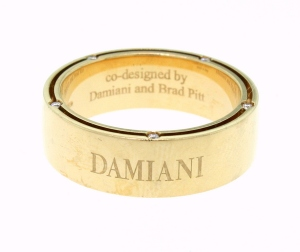 Damiani Wedding Ring