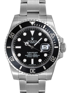 New Rolex Submariner 116610