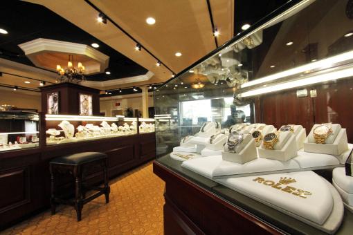 Selling jewelry in Boca Raton