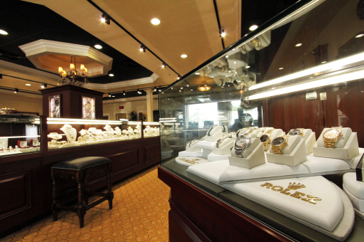 Selling jewelry in Boca Raton