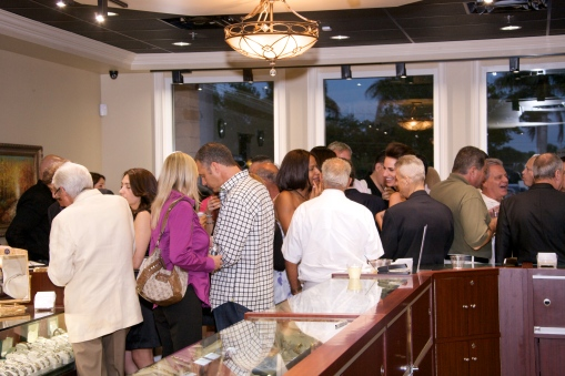 Raymond Lee Jewelers Boca Raton Showroom