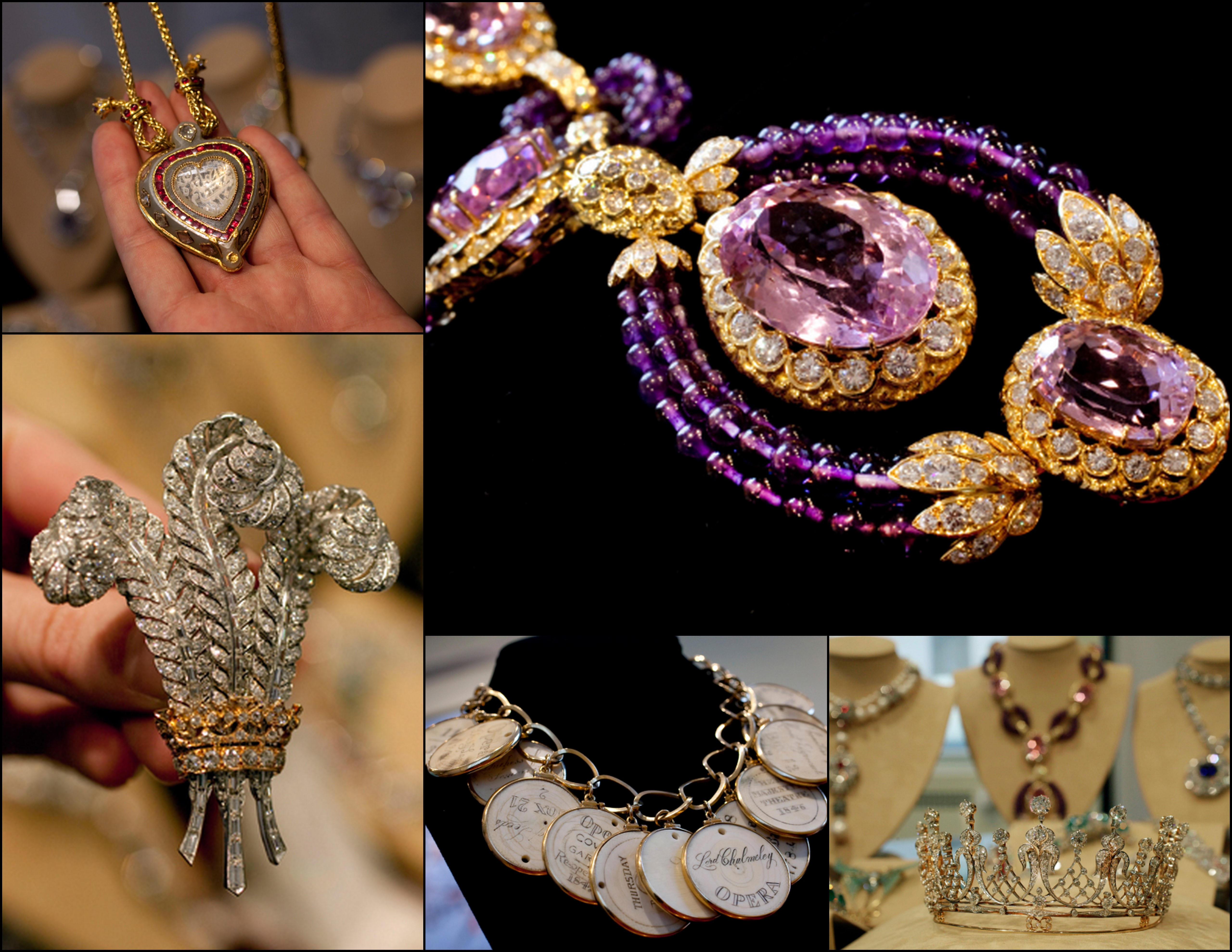 Fashion style Taylors elizabeth jewellery auction for woman